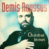 Cover Demis Roussos - On écrit sur les murs