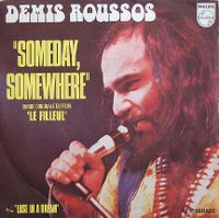 Cover Demis Roussos - Someday Somewhere