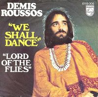 Cover Demis Roussos - We Shall Dance