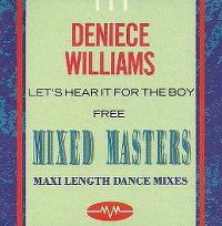 Cover Deniece Williams - Let's Hear It For The Boy