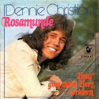 Cover Dennie Christian - Rosamunde