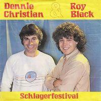 Cover Dennie Christian & Roy Black - Schlagerfestival