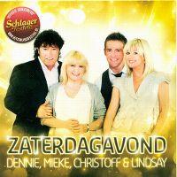 Cover Dennie, Mieke, Christoff & Lindsay - Zaterdagavond