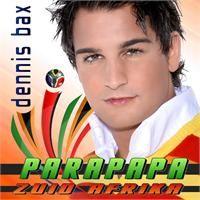 Cover Dennis Bax - Para papa Zuid Afrika