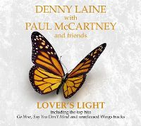 Cover Denny Laine with Paul McCartney and Friends - Lover's Light