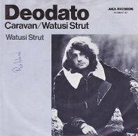 Cover Deodato - Caravan / Watusi Strut