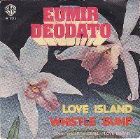 Cover Deodato - Love Island