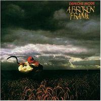 Cover Depeche Mode - A Broken Frame