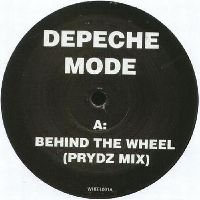 Cover Depeche Mode - Behind The Wheel (Prydz Mix)