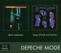 Cover Depeche Mode - Black Celebration + Songs Of Faith And Devotion