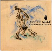 Cover Depeche Mode - Everything Counts