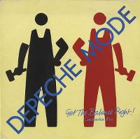 Cover Depeche Mode - Get The Balance Right!