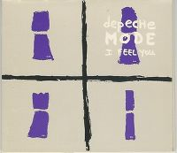 Cover Depeche Mode - I Feel You