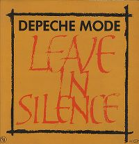 Cover Depeche Mode - Leave In Silence