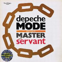 Cover Depeche Mode - Master And Servant