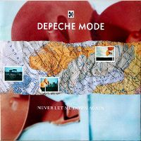 Cover Depeche Mode - Never Let Me Down Again