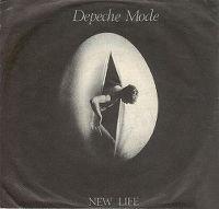 Cover Depeche Mode - New Life
