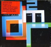 Cover Depeche Mode - Remixes 2: 81-11