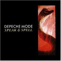 Cover Depeche Mode - Speak & Spell