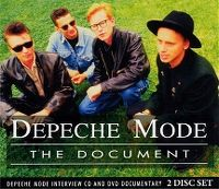 Cover Depeche Mode - The Document