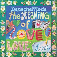 Cover Depeche Mode - The Meaning Of Love