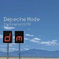 Cover Depeche Mode - The Singles 81>98