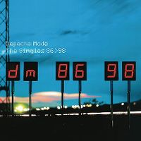 Cover Depeche Mode - The Singles 86>98