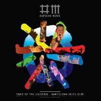 Cover Depeche Mode - Tour Of The Universe: Barcelona 20/21.11.09