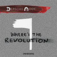 Cover Depeche Mode - Where's The Revolution
