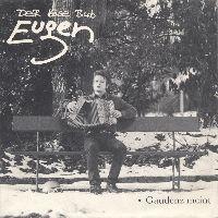 Cover Der Böse Bub Eugen - Gaudenz meint