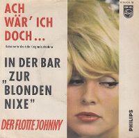 Cover Der flotte Johnny - Ach, wär' ich doch bei Mutter nur geblieben