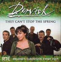 Cover Dervish - They Can't Stop The Spring