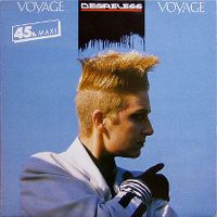 Cover Desireless - Voyage voyage