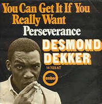 Cover Desmond Dekker - You Can Get It If You Really Want