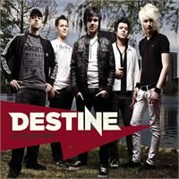Cover Destine - In Your Arms