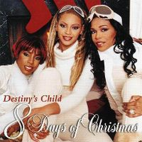 Cover Destiny's Child - 8 Days Of Christmas