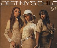 Cover Destiny's Child - Girl