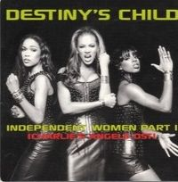 Cover Destiny's Child - Independent Women Part I
