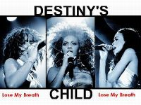 Cover Destiny's Child - Lose My Breath