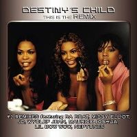 Cover Destiny's Child - This Is The Remix