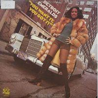 Cover Detroit Emeralds - You Want It You Got It