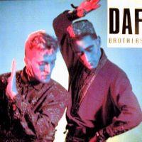 Cover Deutsch Amerikanische Freundschaft (DAF) - Brothers