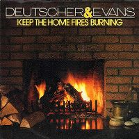 Cover Deutscher & Evans - Keep The Home Fires Burning
