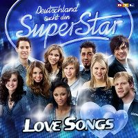 Cover Deutschland sucht den Superstar - Love Songs