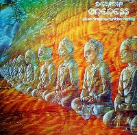 Cover Devadip - Oneness: Silver Dreams Golden Reality