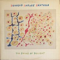 Cover Devadip Carlos Santana - The Swing Of Delight