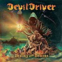 Cover DevilDriver - Dealing With Demons