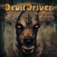 Cover DevilDriver - Trust No One.