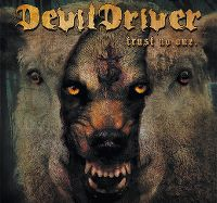 Cover DevilDriver - Trust No One.
