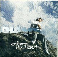 Cover Diam's - Enfants du désert